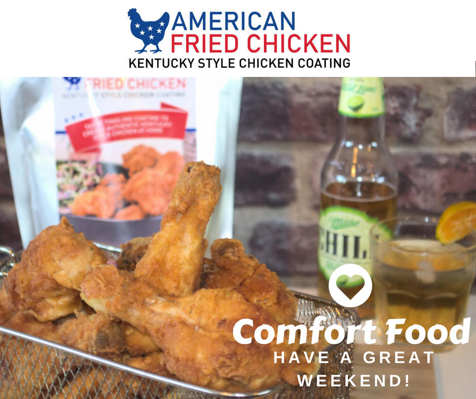 American fried chicken Comfort Food