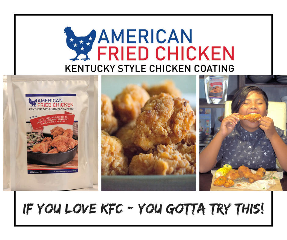 Love KFC Then you gotta try this! FB Post